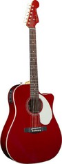 FENDER Sonoran SCE  colore Candy Apple Red