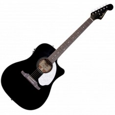 FENDER Sonoran SCE  colore Black
