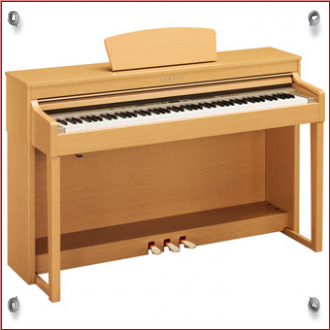 pianoforte digitale yamaha clp430 clavinova strumenti. Black Bedroom Furniture Sets. Home Design Ideas